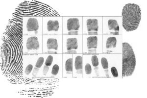 Fingerprints Verification (hard copy )